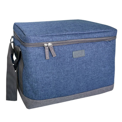 Sachi Insulated Cube Lunch Cooler 23L - Blue