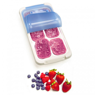 Progressive ProKeeper Freezer Portion Pods - 1/2 Cup