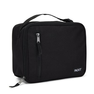 Packit Freezable Classic Lunch Box Bag 4.5L - Black