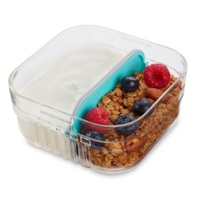 Packit Mod Bento Snack Container - Mint