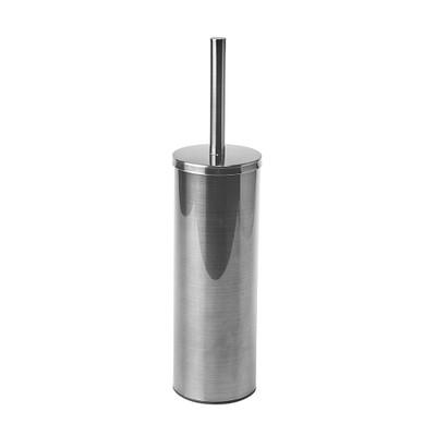 Howards Grey Metallic Toilet Brush