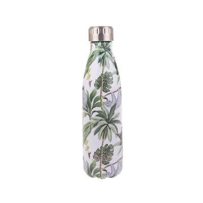Oasis Insulated Stainless Steel Drink Bottle 500ml - Jungle Friends