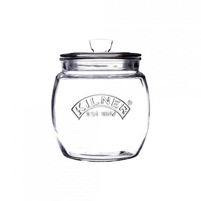 Kilner Universal Push Top Glass Storage Jar - 850ml
