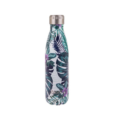 Oasis Insulated Stainless Steel Drink Bottle 500ml - Tropical