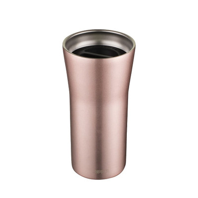 GoCup 360 Stainless Steel Insulated Travel Mug 355ml - Rose Gold
