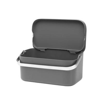 brabantia Food Waste Caddy 1.7L - Grey