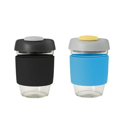 Avanti GoCup Glass Reusable Cups 296ml