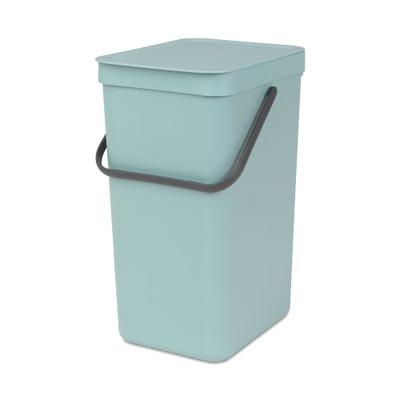 brabantia Sort & Go Waste Bin 16L - Mint