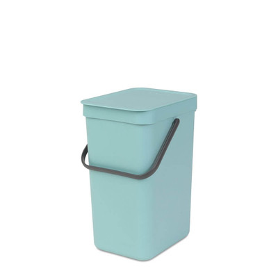 brabantia Sort & Go Waste Bin 12L - Mint