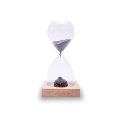 SANDS OF TIME MAG HOURGLASS