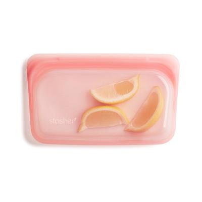 Stasher Silicone Snack Bag - Guava