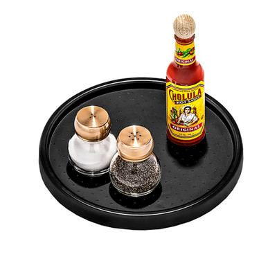 madesmart Lazy Susan Turntable - Carbon