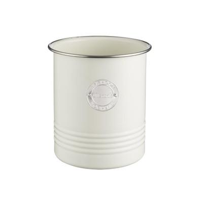 Typhoon Living Utensil Holder - Cream