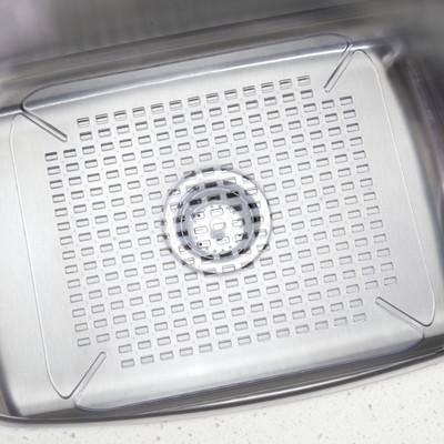 iDesign Contour Adjustable Sink Mat