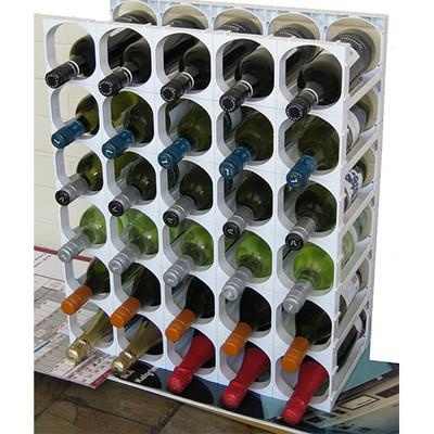 Cellarstak 30 Bottle White Wine Rack