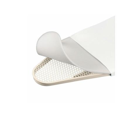 brabantia Ironing Board Adjustable Replacement White Underlay - W137.5cm x D49cm