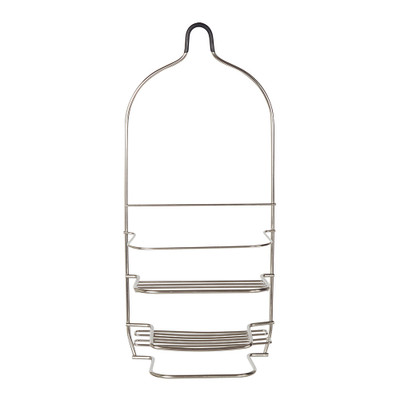 Deluxe Shower Caddy - Stainless Steel