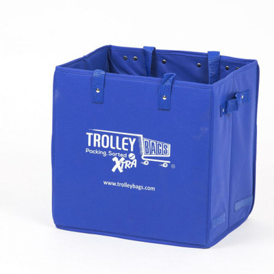 Reusable Trolley Bags Xtra Bag - Vibe Blue