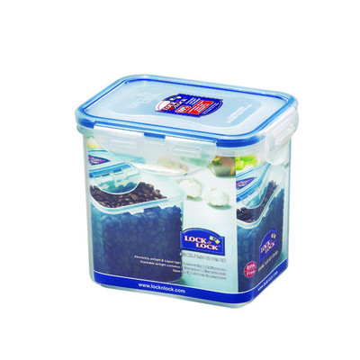 Lock & Lock Classic Rectangular Food Container Tall - 850ml