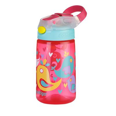 Contigo Gizmo Flip Drink Bottle 420ml - Birds