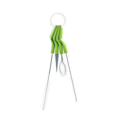 Full Circle Little Sipper Drinkware Cleaner - Green