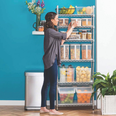 easy-build 6 Shelf Unit