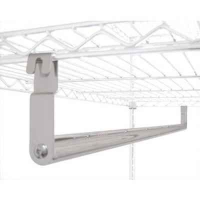 easy-build Chrome Hanger Pole 120cm