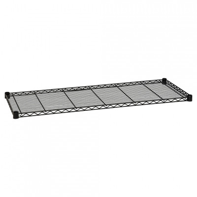 easy-build Shelf 120cm x 46cm - Black