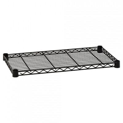 easy-build Shelf 66cm x 36cm - Black