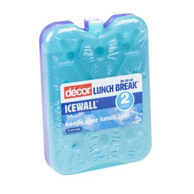 Decor Ice Bricks Ice Wall Small - 2 Pack