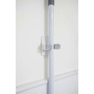 Command 3M Adhesive Hanging Broom Gripper - White