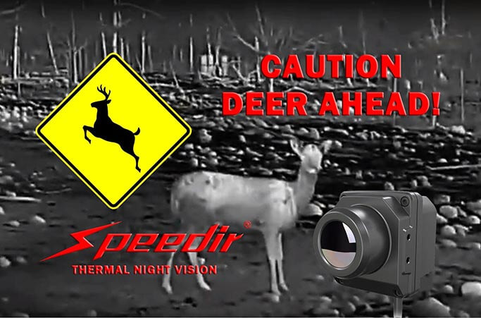 Best Thermal Camera for Deers