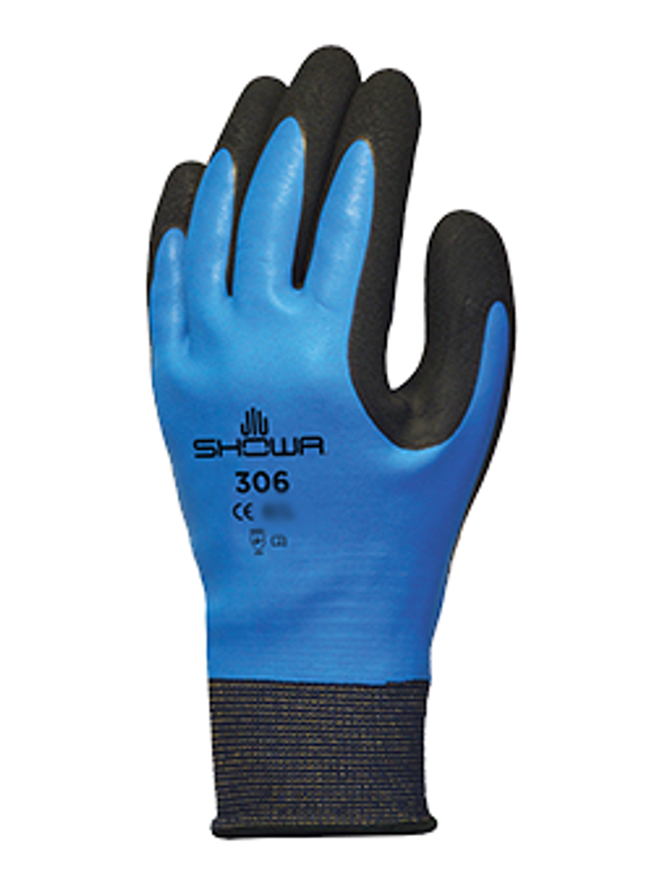 Gloves PU Coated Polyester Liner Smooth Finish Light Industrial Environment  S 7