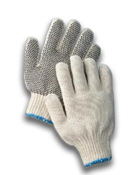 RAD64057184 Gloves General Purpose Cotton Gloves Uncoated Radnor 64057184