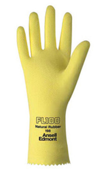 ANE198-10 Gloves Chemical Resistant Gloves Ansell Edmont 185752