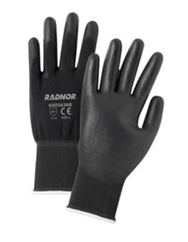 RAD64056369 Gloves Coated Work Gloves Radnor 64056369