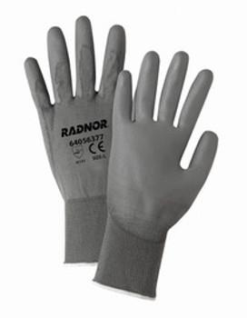 RAD64056377 Gloves Coated Work Gloves Radnor 64056377