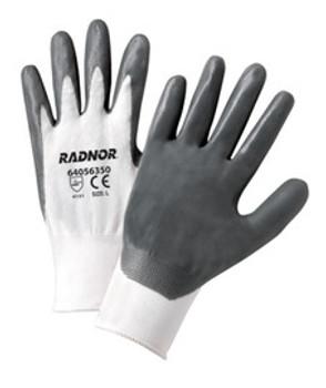 RAD64056349 Gloves Coated Work Gloves Radnor 64056349