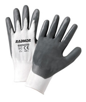 RAD64056351 Gloves Coated Work Gloves Radnor 64056351