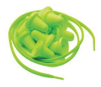 MOL6504 Hearing Protection Earmuffs & Bands Moldex-Metric Inc. 6504