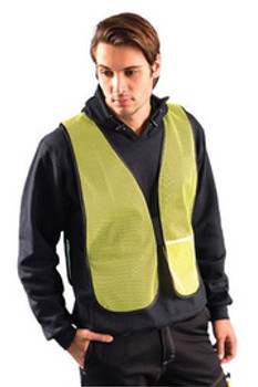 OCCXNTM-YR Clothing Reflective Clothing & Vests OccuNomix LUX-XNTM-YR