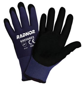 RAD64056604 Gloves Coated Work Gloves Radnor 64056604