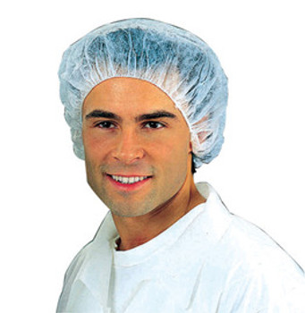 RAD64055409 Clothing Bouffant Cap-Hairnet Radnor 64055409