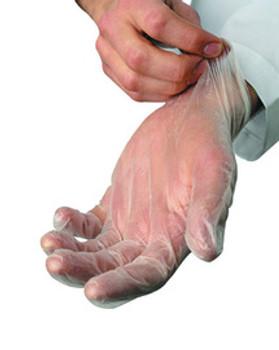 RAD64057743 Gloves Disposable Gloves & Finger Cots Radnor 64057743
