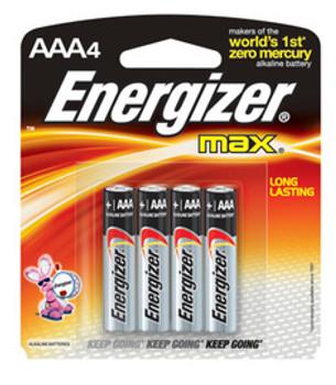 E33E92BP-4 MRO & Plant Maintenance Flashlights & Batteries Energizer E92BP-4