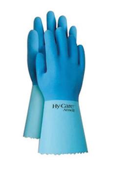 ANE62-400-9 Gloves Chemical Resistant Gloves Ansell Edmont 285653