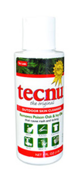 Swift First Aid 4 Ounce Bottle Tecnu® Poison Oak And Ivy Cleanser