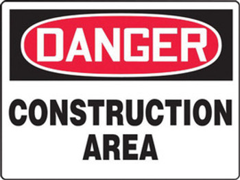 A81MCRT101VP Area Protection Safety Signs Accuform Signs MCRT101VP
