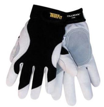 TIL1470M Gloves Anti-Vibration & Mechanics Gloves John Tillman & Co 1470M