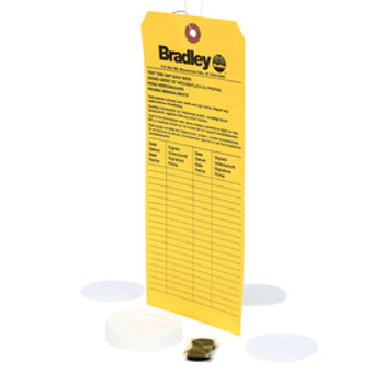 B75S19-949 First Aid Eye & Body Wash Bradley Corporation S19-949